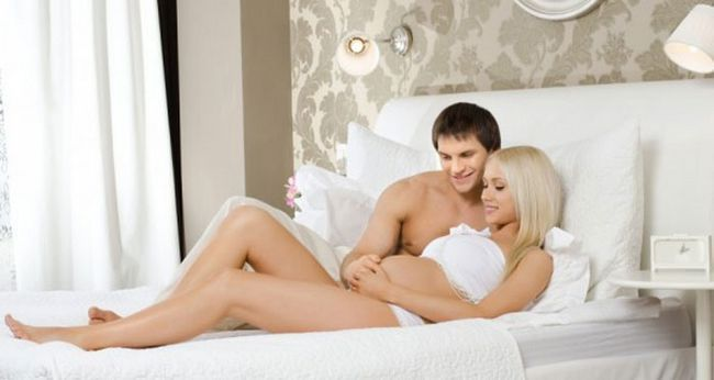 Особливості інтимного потягу в різні періоди вагітності