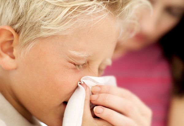 Судинозвужувальні препарати для дітей з 3 років