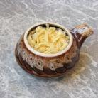 Жюльєн з куркою і грибами - рецепт з фото - Крок 1.